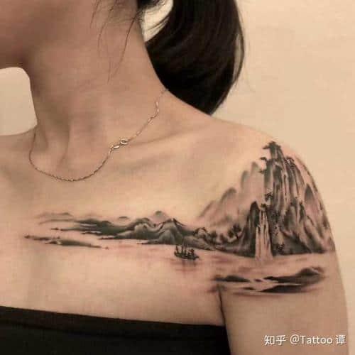 Китайские татуировки 2_ichinese8.ru