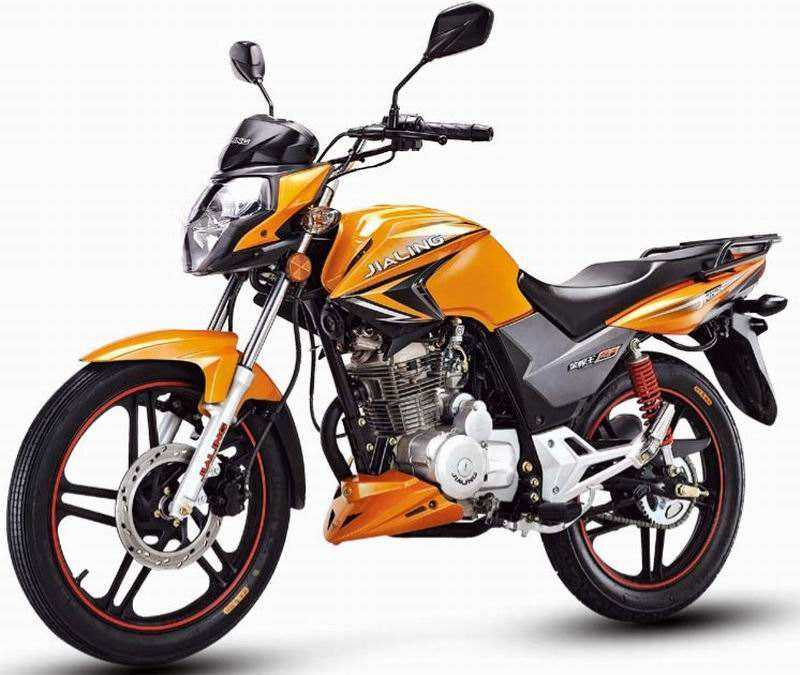 мотоциклы производства китай: мотоцикл Jialing 嘉陵