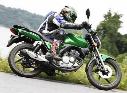 топ китайских мотоциклов: китайский мотоцикл Qianjiang 浙江钱江