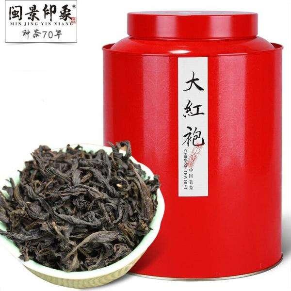 Китайский чай «Улун Да Хун Пао» 乌龙大红袍