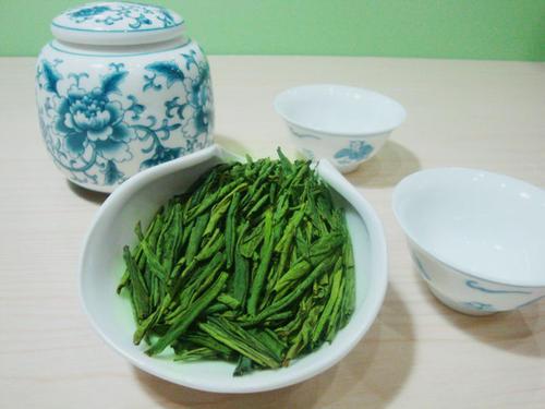 Лучшие китайские чаи: китайский чай «Тыквенные семечки из Лю Ань»