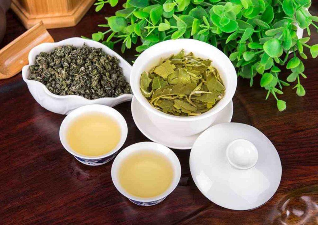 Китайский чай «Билочунь» 碧螺春