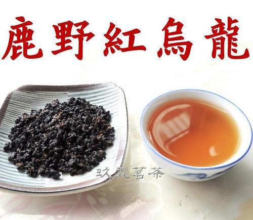 Китайский чай «Шу Фулу» 福鹿乌龙茶