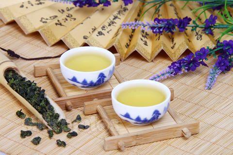 Китайский чай «Тегуаньинь» 铁观音