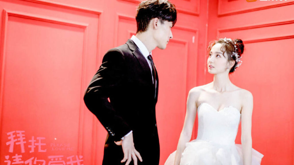 китайские дорамы про любовь