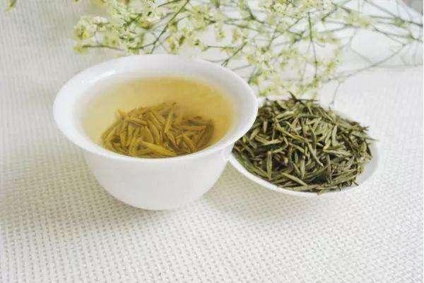 Желтый чай 黄茶