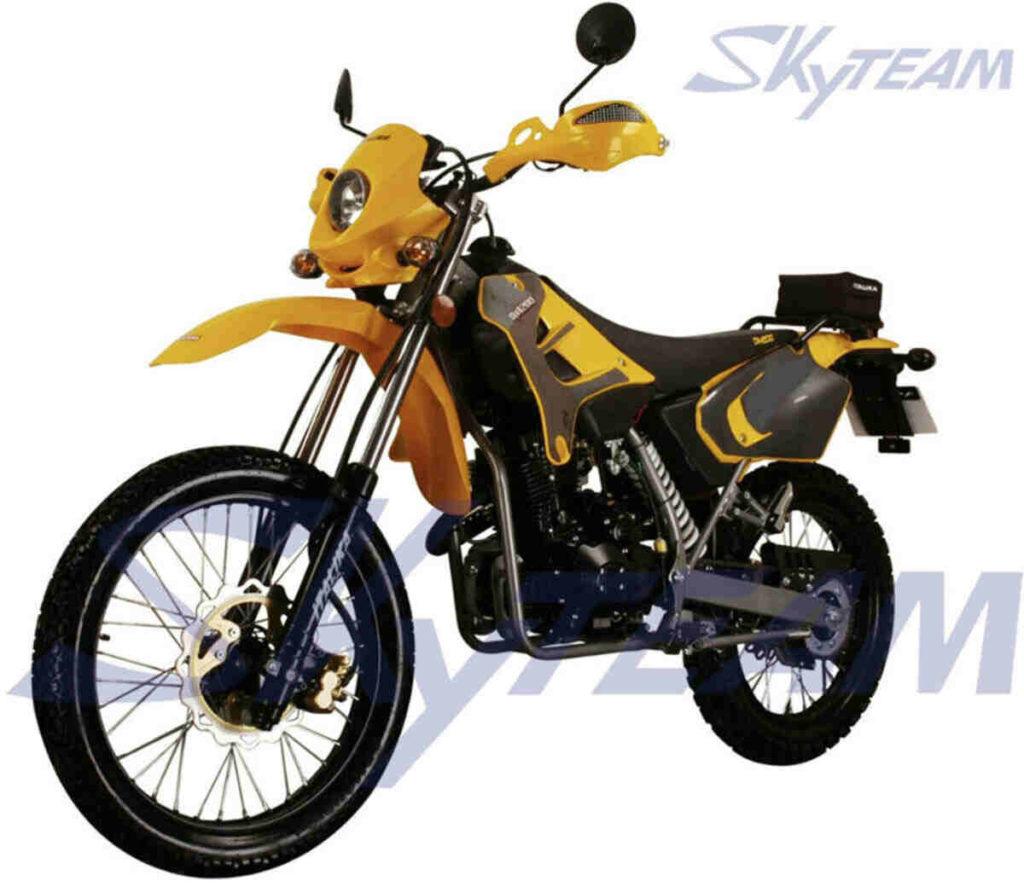лучшие мотоциклы из Китая