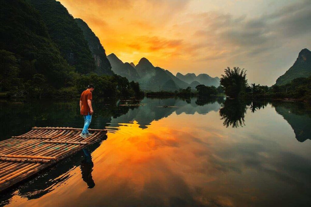 тема по географии Китай