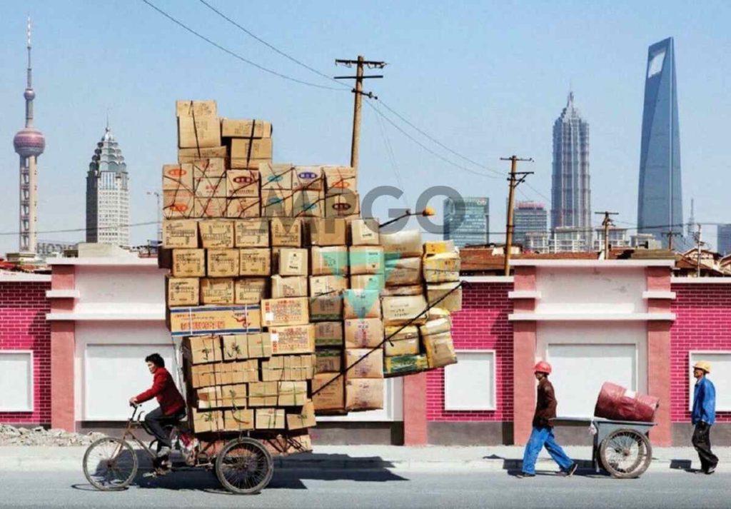 доставка сборных грузов Китай Россия
