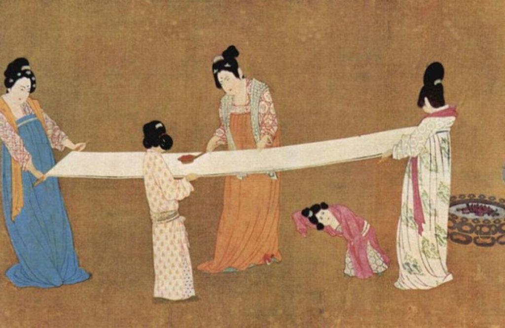 изобретения в древнем Китае