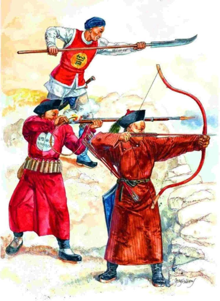 великие династии Китая