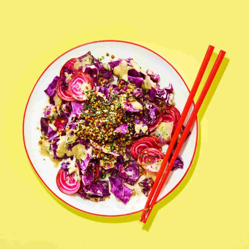 Салат из китайской капусты рецепт очень вкусный