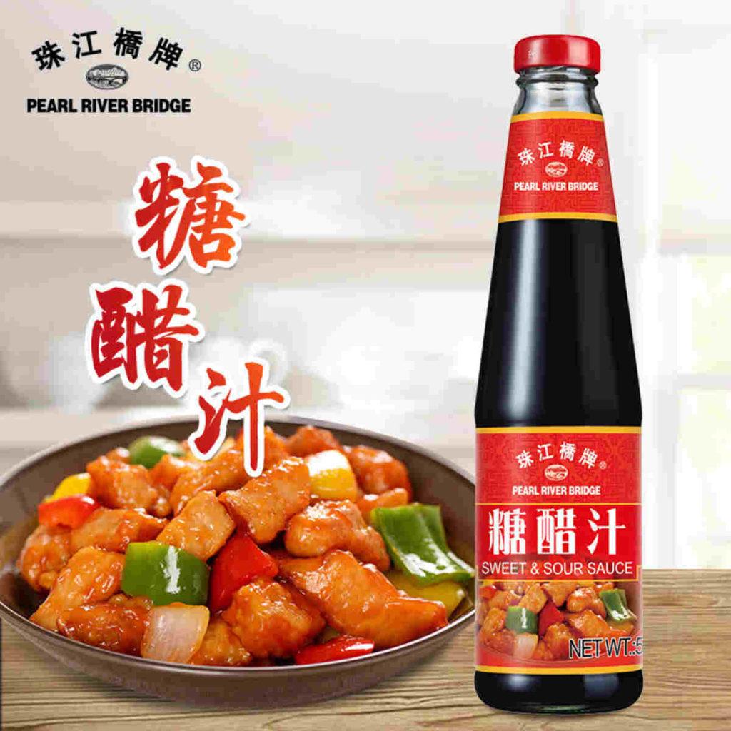 китайские соусы