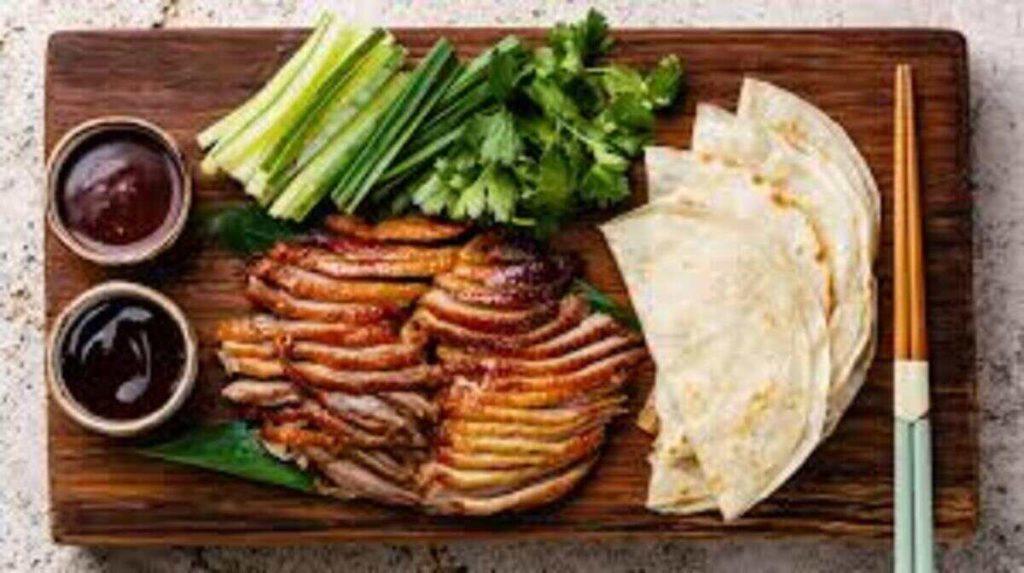 Утка по-пекински оригинальный китайский рецепт